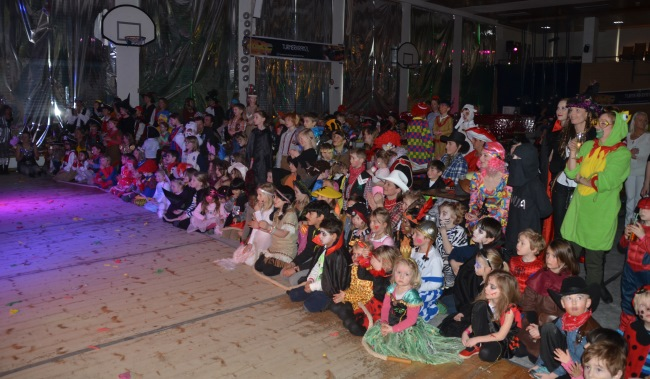 TSVP-Kinderfasching 2015